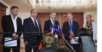 контактная группа четырех в Минске